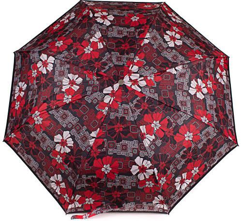 Красочный женский зонт, полуавтомат, антиветер AIRTON (АЭРТОН) Z3615-39