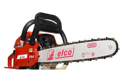 Бензопила EFCO 154 (2 шины, 2 цепи) + масло