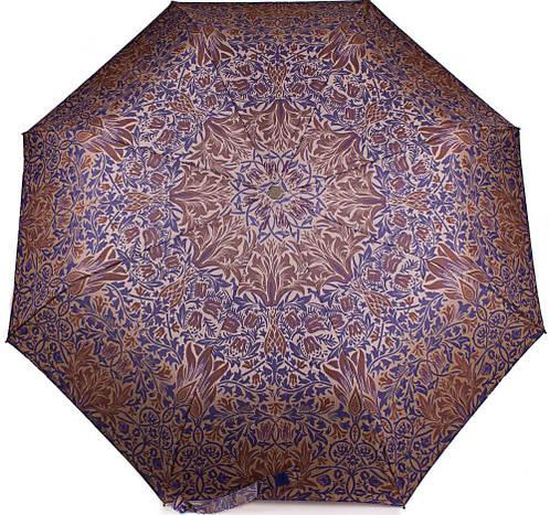 Абстрактный женский зонт, полуавтомат, антиветер AIRTON (АЭРТОН) Z3615-40