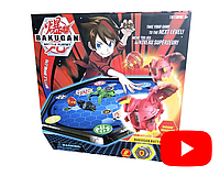 Арена Бакуган ТМ Star Toys - Настольная игра Bakugan Battle planet arena scf