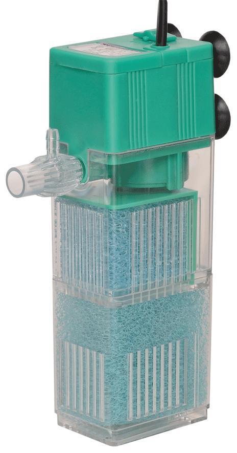Фильтр внутренний SunSun HJ-711B, 600 л/ч для аквариума до 100 л