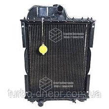 Радиатор МТЗ-80/82 | (4-х рядный) медный