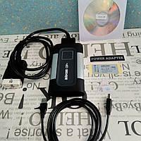 Автомобильный Сканер Bluetooth V3.0 AutoCom cdp (Delphi 150e)Делфи,Автоком #