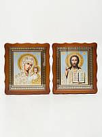 Иконы венчальные деревянные