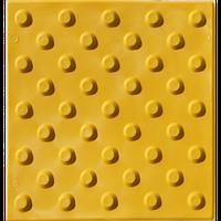 """Плитка тактильна поліуретанова """"Конус"""" 300х300"""