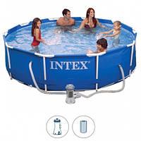Intex Бассейн каркасный 28202 фильтр-насос /сеть 220-240 В