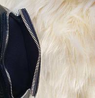 Жіноча шкіряна сумка бананка через плече і на поясі, фото 9