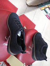 Туфли мужские из натуральной кожи-нубука МИДА 11135., фото 3