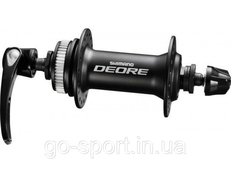 Втулка передняя Shimano Deore HB-M615 32h Center Lock