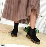 Ультрамодные демисезонные ботинки женские, фото 4