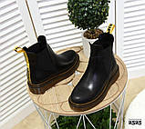 Ультрамодные демисезонные ботинки женские, фото 8