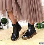 Ультрамодные демисезонные ботинки женские, фото 9
