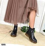 Ультрамодные демисезонные ботинки женские, фото 10