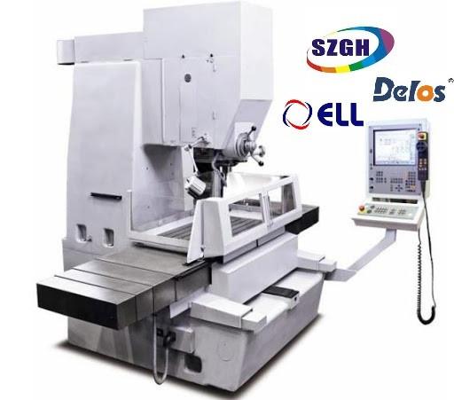 Комплект для модернизации станка 2Е450 на базе ЧПУ SZGH CNC1000МDb-4 и приводов ELL