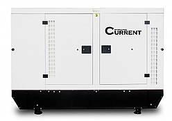 Трёхфазный дизельный генератор Current CR-55 (44 кВт) + подогрев и автоматический запуск