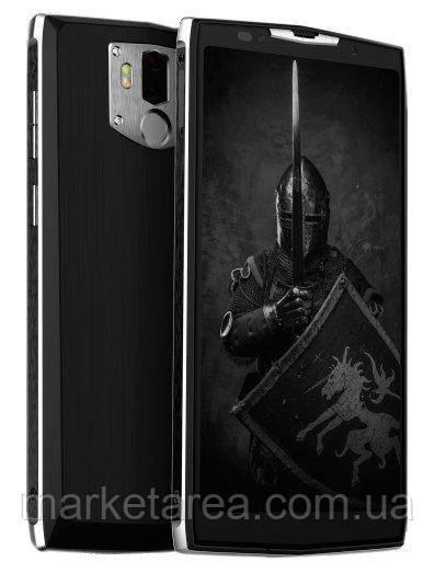 Смартфон с большим дисплеем и мощной батареей на 2 сим карты Doogee BL9000 silver / wireless charger 6/64 гб