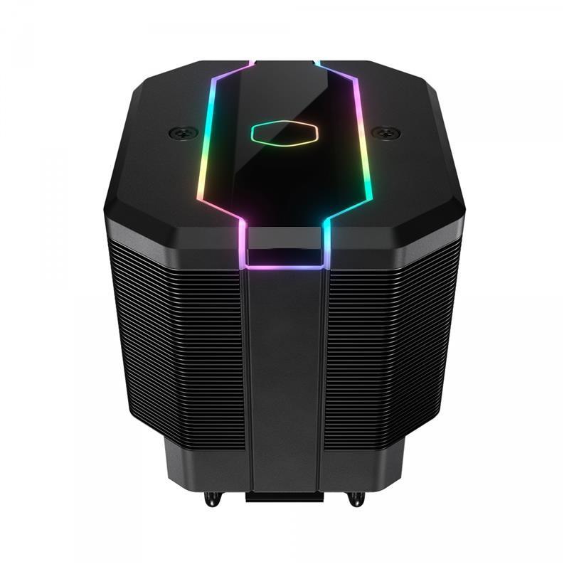 Кулер процессорный CoolerMaster MasterAir MA620M (MAM-D6PN-120PA-R1), Intel: 2066/2011-3/2011/1151/1150/1155/1156, AMD: