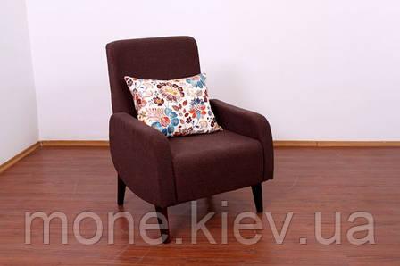 """Кресло с текстильной обивкой """"Эмели"""" , фото 2"""