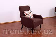 """Кресло с текстильной обивкой """"Эмели"""" , фото 3"""