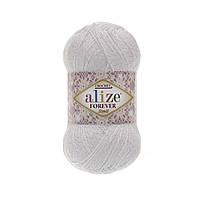 Alize Forever Crochet Sim № 55 белый