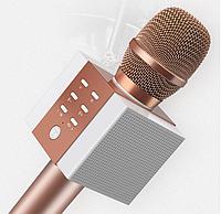 Микрофон караоке TOSING 008 (TUXUN) Оригинал, НОВАЯ модель 2019 года! Беспроводной, Bluetooth, фото 1