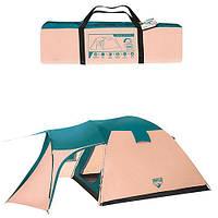 BW Палатка 68015 ,5-местная, антимоскитная сетка, сумка,