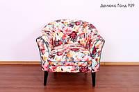 """Кресло с текстильной обивкой """"Федель"""""""