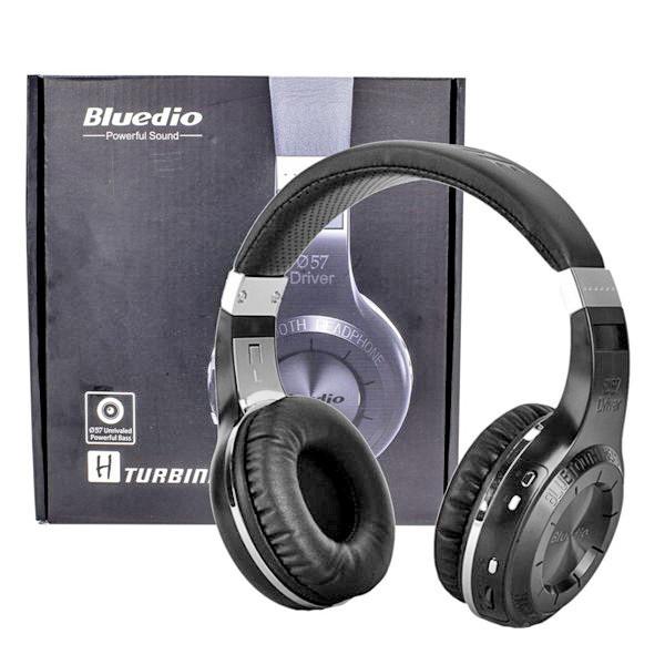 Беспроводные bluetooth наушники Bluedio HT с микрофоном. Bluetooth стерео гарнитура Bluedio HT