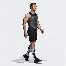 Костюм для тяжелой атлетики Adidas Crazypowersuit (черный, DJ2998), фото 2