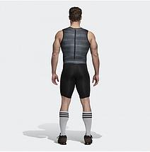 Костюм для тяжелой атлетики Adidas Crazypowersuit (черный, DJ2998), фото 3