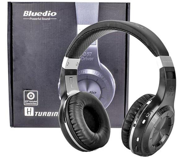 Беспроводные bluetooth наушники Bluedio HT