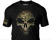 Футболка мужская   Дух воина 7.62 Design Дух война камуфляж  мультикам Camo Skull Battlespace, фото 3