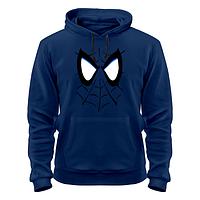 Толстовка Лицо человека-паука