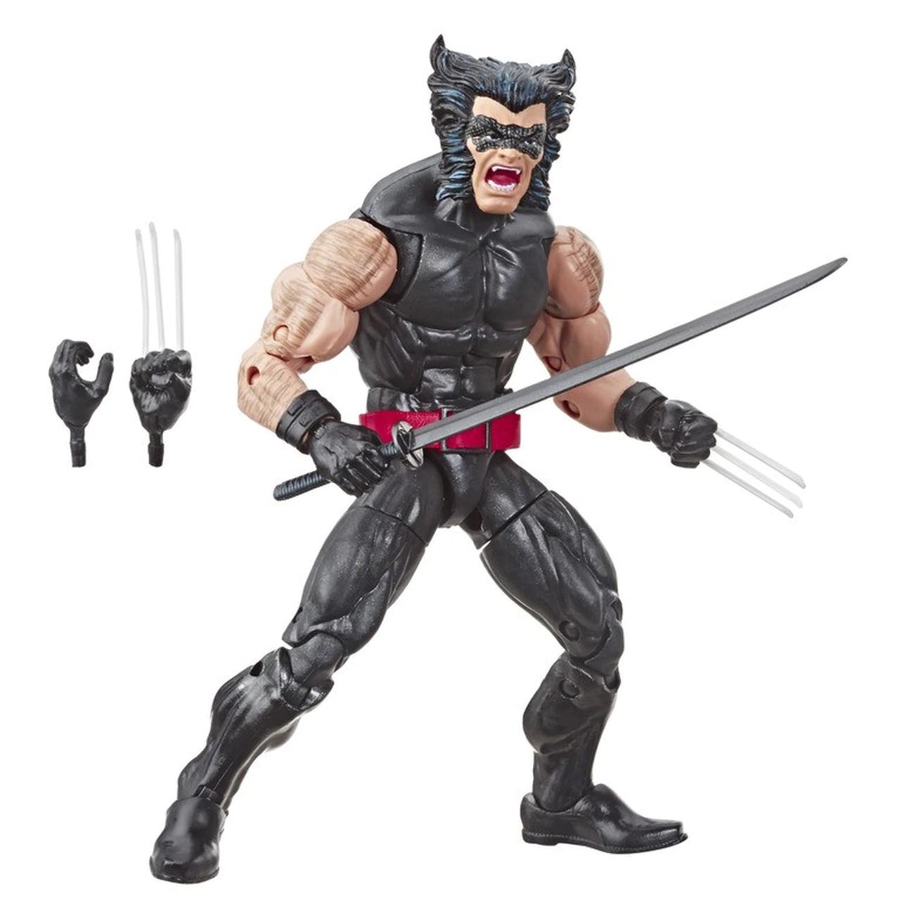 Фигурка Hasbro,  Росомаха, 14 см - 80 Year Marvel, Uncanny X-men, Wolverine, Action Figure