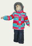 Зимний комплект для девочки NANO 266. Размер  6Х., фото 7
