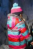 Зимний комплект для девочки NANO 266. Размер  6Х., фото 2