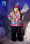 Зимний комплект для девочки NANO 266. Размер  6Х., фото 3