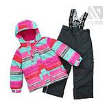 Зимний комплект для девочки NANO 266. Размер  6Х., фото 4