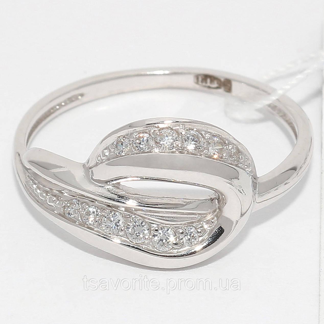 Серебряное кольцо КЖХ-13