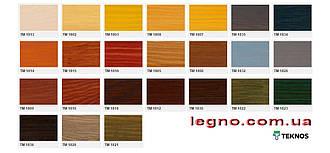 Водная полуматовая лессирующая краска для наружного применения TEKNOS NORDICA EKO 3330-12