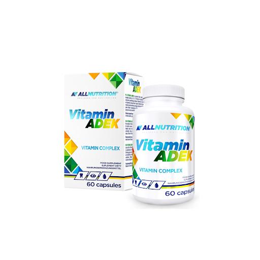 Вітаміни ADEK AllNutrition caps 60