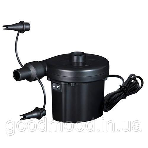 Насос BW 62056 електричний, від мережі 220В, насадки 3 шт.