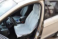 Накидки на сидіння захистна 785х1300 мм (рулон 500 шт)