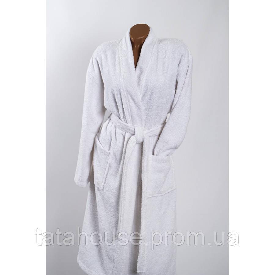 Халат-кимоно махровый Lotus отельный S/M/L/XL