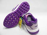 Детские, подростковые, текстильные, дышащие кроссовки для девочки тм ZOLONG,размер 35,36,37,38,39., фото 5