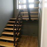 """Сходи в квартиру. Сходи для будинку. Сучасна сходи в стилі """"Лофт"""", фото 3"""