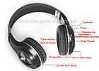 Беспроводные bluetooth наушники Bluedio HT с микрофоном. Bluetooth стерео гарнитура Bluedio HT, фото 2