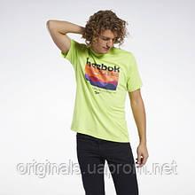 Мужская футболка Reebok Classics Trail FN2327