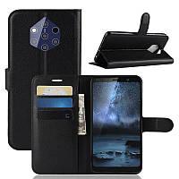 Чехол-книжка Litchie Wallet для Nokia 9 PureView Black
