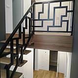 """Лестница в квартиру. Лестница для дома. Современная лестница в стиле """"Лофт"""", фото 9"""